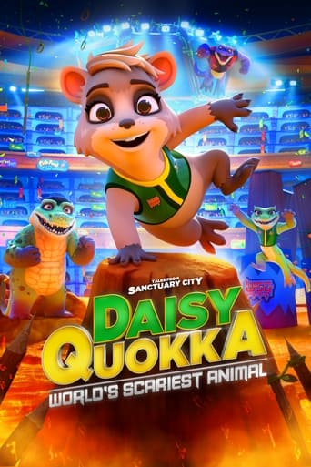 Watch Daisy Quokka: World's Scariest Animal (2021) Fmovies