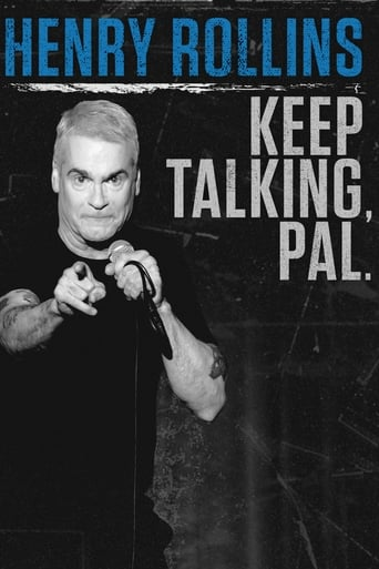watch Henry Rollins: Keep Talking, Pal. free online 2018 english subtitles HD stream