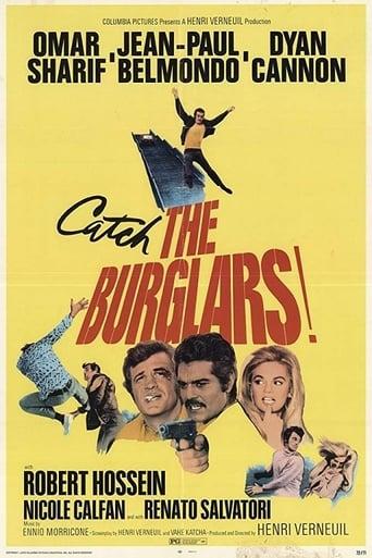 The Burglars (1972)