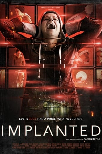 watch Implanted free online 2021 english subtitles HD stream