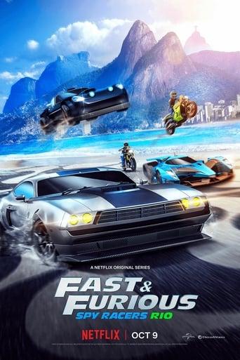 Fast & Furious Spy Racers season 2