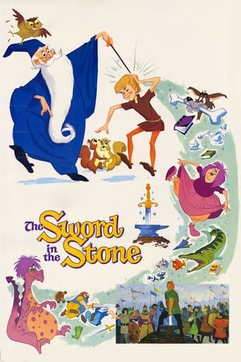 The Sword in the Stone (1964)