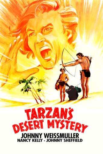 Tarzan's Desert Mystery (1944)