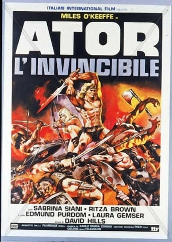 Ator, the Fighting Eagle (1983)