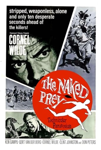The Naked Prey (1966)