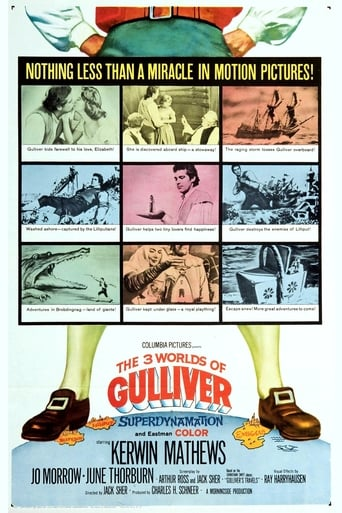 Watch The 3 Worlds of Gulliver (1960) Fmovies