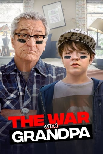 watch The War with Grandpa free online 2020 english subtitles HD stream
