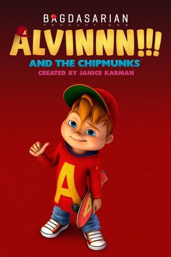 Image Alvinnn!!! and The Chipmunks - Season 5