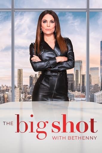 Image The Big Shot with Bethenny - Season 1