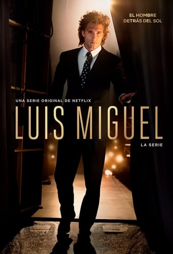 Image Luis Miguel: The Series - Season 1