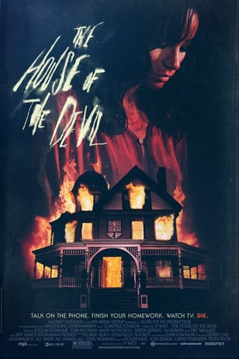 The House of the Devil (2012)