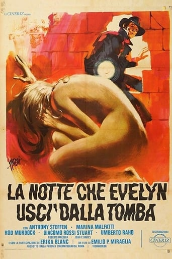 The Night Evelyn Came Out of the Grave (1972)