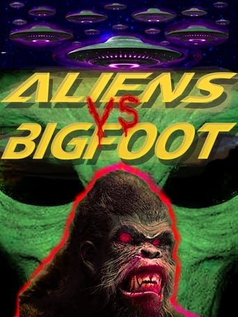 Watch Aliens vs. Bigfoot (2021) Fmovies