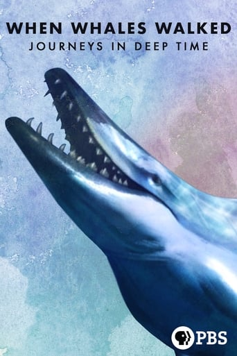 Image When Whales Walked: Journeys in Deep Time