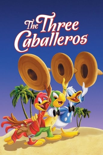 The Three Caballeros (1945)