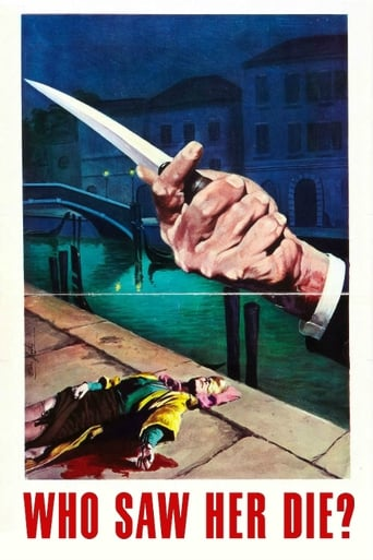Who Saw Her Die? (1972)