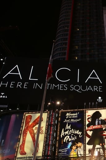 Alicia Keys - Here in Times Square