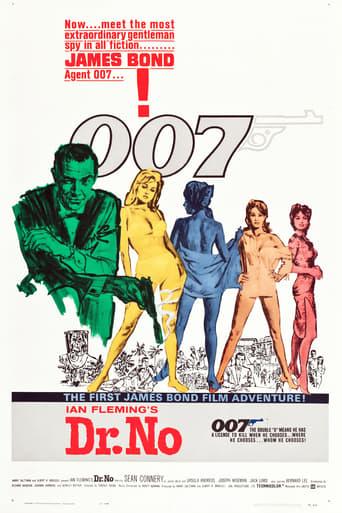 Τζέιμς Μποντ, Πράκτωρ 007: Εναντίον Δόκτωρ Νο