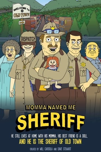 Image Momma Named Me Sheriff - Season 2