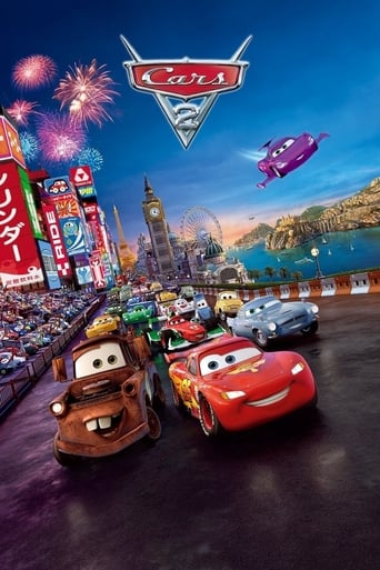 Watch Cars 2 (2011) Fmovies