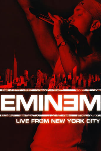 Eminem Live from New York City 2005