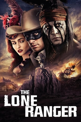 Watch The Lone Ranger (2013) Fmovies