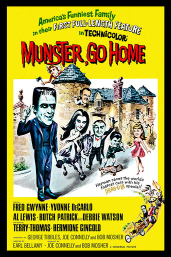Watch Munster, Go Home! (1966) Fmovies