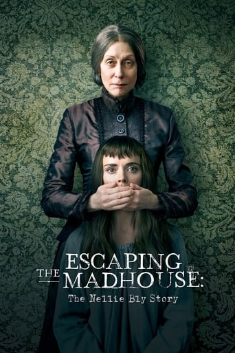 Watch Escaping the Madhouse: The Nellie Bly Story (2019) Fmovies