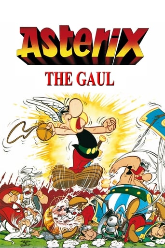 Asterix the Gaul (1968)