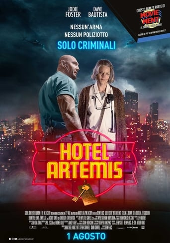 [CB01] [ALTADEFINIZIONE] Hotel Artemis Streaming ita ( GUARDA)