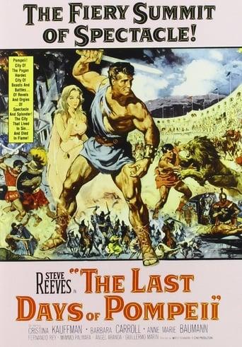 The Last Days of Pompeii (1960)