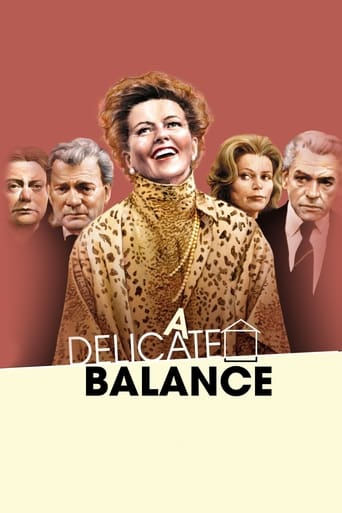 A Delicate Balance (1976)
