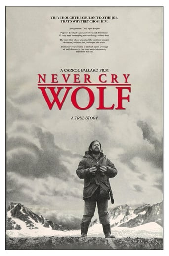 Never Cry Wolf (1984)