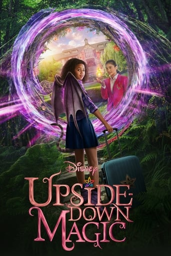 watch Upside-Down Magic free online 2020 english subtitles HD stream