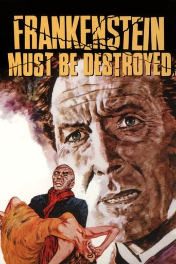 Frankenstein Must Be Destroyed (1970)