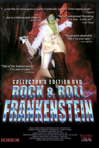 Rock 'n' Roll Frankenstein (2015)