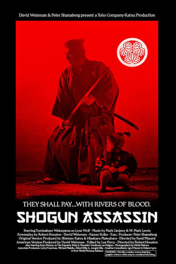 Watch Shogun Assassin (1980) Fmovies
