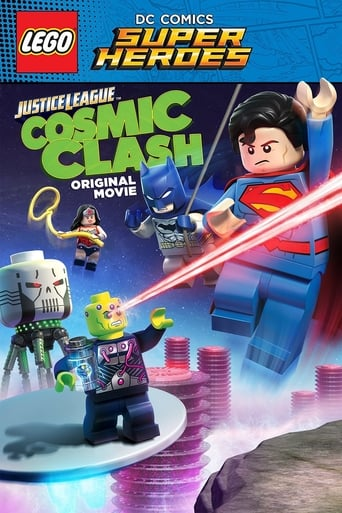 Watch Lego DC Comics Super Heroes: Justice League – Cosmic Clash (2016) Fmovies