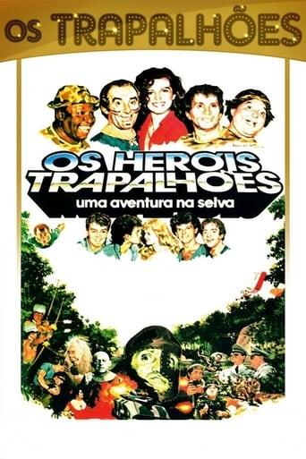 Os Heróis Trapalhões: Uma Aventura na Selva (1988)