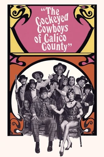 Watch Cockeyed Cowboys of Calico County (1970) Fmovies