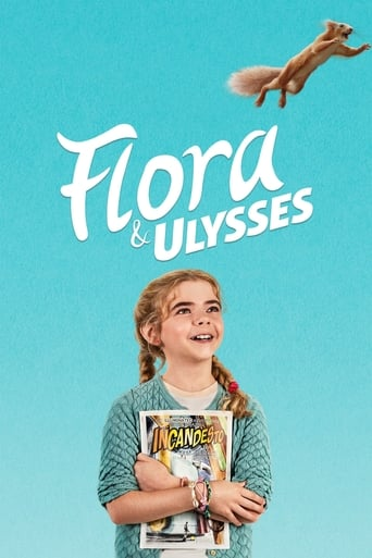 Watch Flora & Ulysses (2021) Fmovies