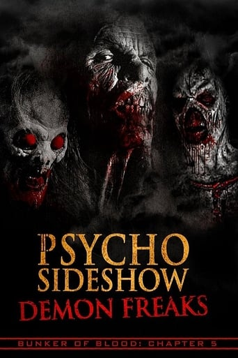 Image Bunker of Blood: Chapter 5: Psycho Sideshow: Demon Freaks