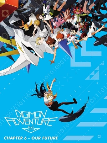 Watch Digimon Adventure Tri. 6 (2018) Fmovies