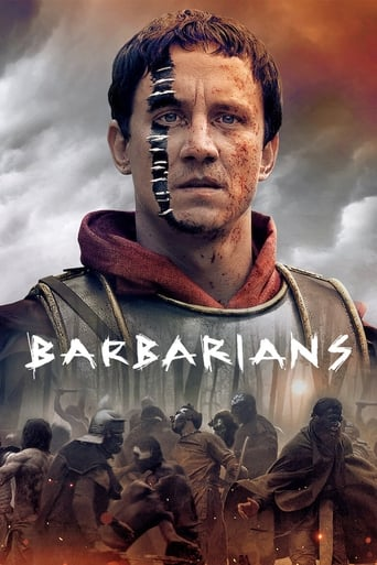 Image Barbarians - Season 1