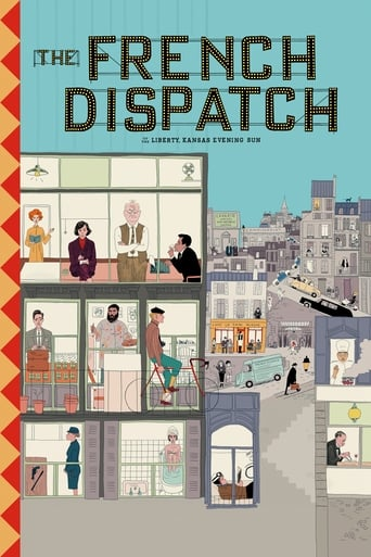 The French Dispatch Torrent