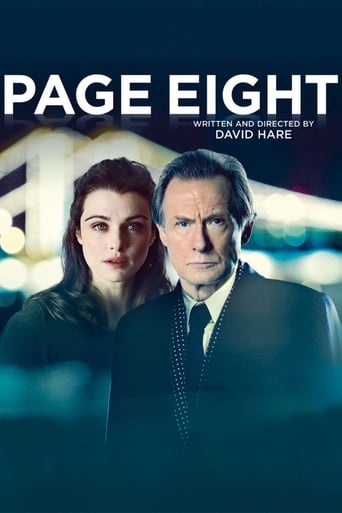 Watch Page Eight (2011) Fmovies
