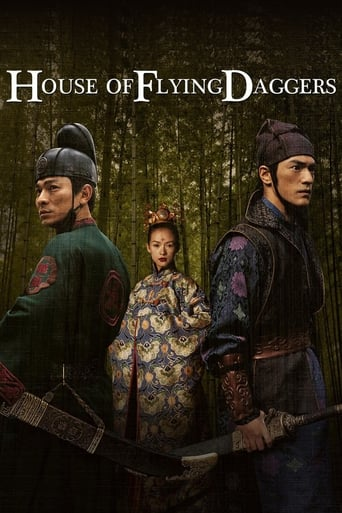 House of Flying Daggers (2005)