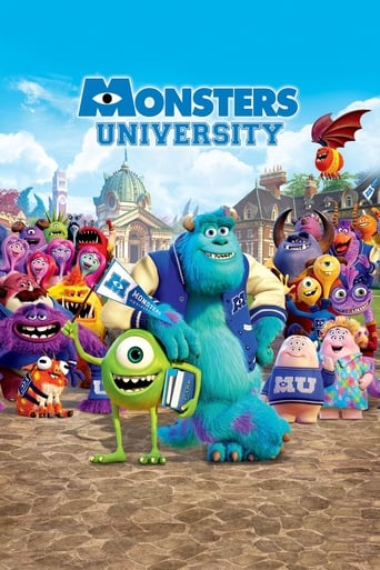Watch Monsters University (2013) Fmovies