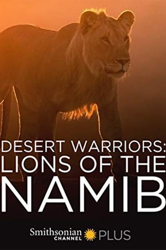 Image Desert Warriors: Lions of the Namib