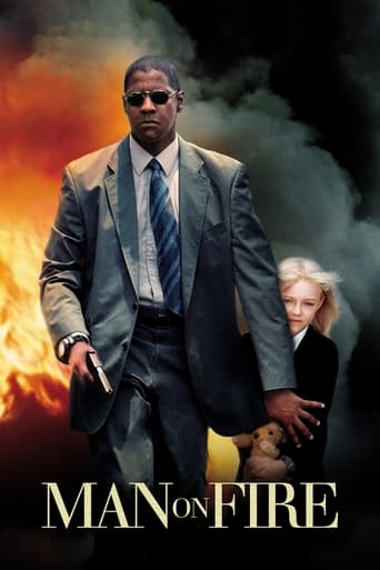 Watch Man on Fire (2004) Fmovies